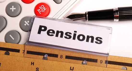 pensions, pension plan